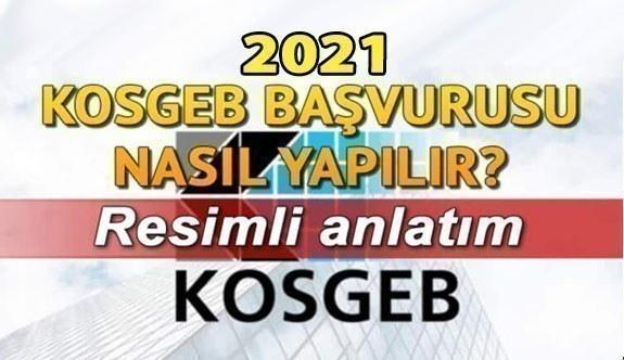 İşkur Kosgeb Kredisi Nasıl Alınır? 2021 Başvuru nasıl yapılır resimli anlatım