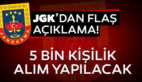 JGK ile 5 bin Jandarma Uzman erbaş alımı yapılacak! Jandarma uzman erbaş alımı başvuru şartları nelerdir, başvuru nasıl yapılır?