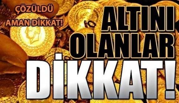 Piyasalarda Sert Düşüş Bugün çeyrek altın kaç lira oldu? Altın Dolar ve Euro'da son durum 10 Ocak Pazar 2021