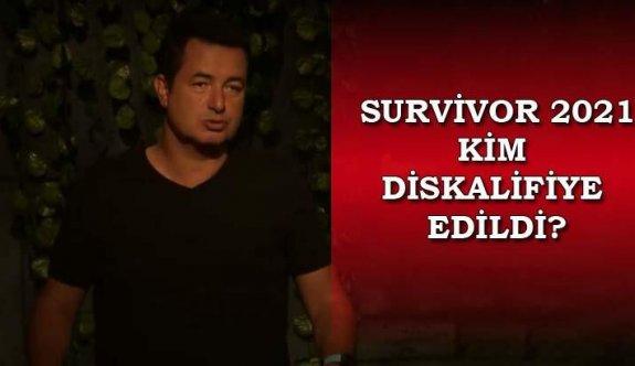 Survivor'da Acun'a Büyük Şok: Cemal Hünal Diskalifiye Edildi