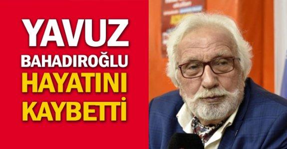 Ünlü tarihçi yazar Yavuz Bahadıroğlu hayatını kaybetti Yavuz Bahadıroğlu Kimdir? Eserleri nedir?