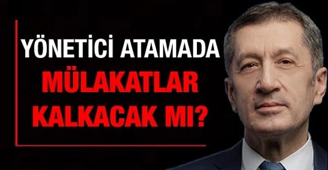 Yönetici Atamada Mülakat Kalkacak mı?