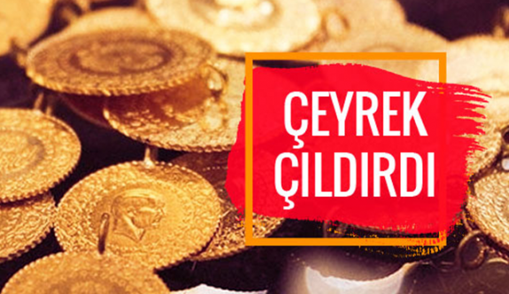 Bugün çeyrek altın kaç lira oldu? Altın yükselecek mi? Dolar ve Euro'da son durum 24 Şubat Çarşamba