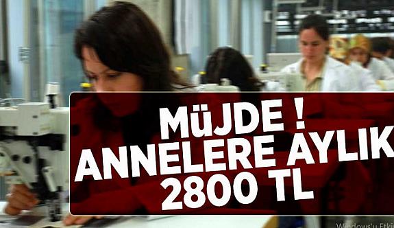 Çalışan anneler dikkat! Başvuran herkese aylık 2 bin 840 TL ödenek Müjdesi!
