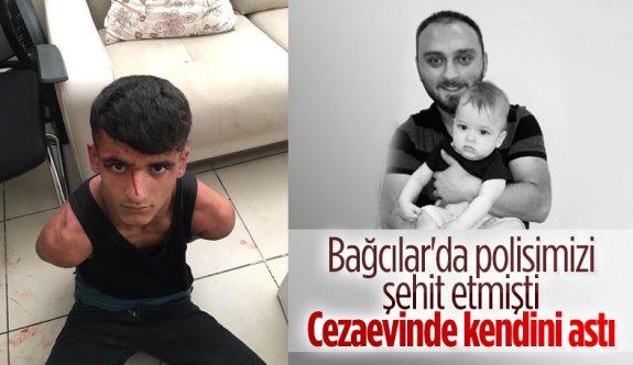 İstanbul'da polis memuru Erkan Gökteke'yi şehit edenlerden biri intihar etti