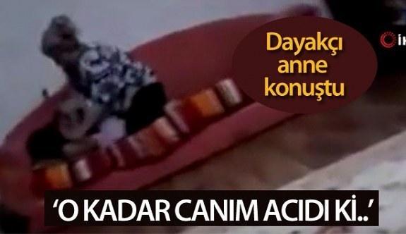 """Kızına şiddet uygulayan Nurcan Serçe: """"O kadar canım acıdı ki"""""""