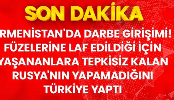 Komşu' da Yaşanan Darbeye Türkiye'den ilk açıklama: Nerede olursa olsun darbeye karşıyız