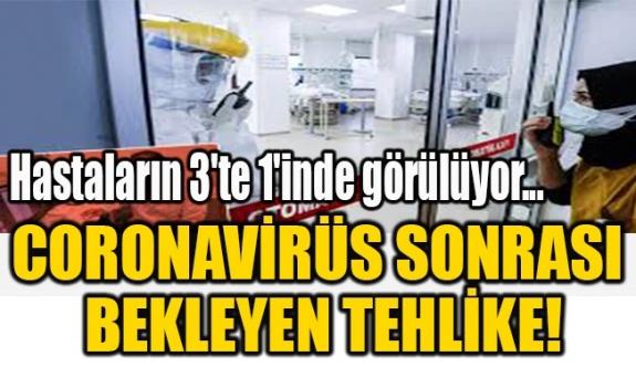 Korona virüs sonrası İnsanığı  bekleyen tehlike!