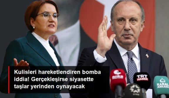 Kulislerdeki iddia bomba etkisi yarattı! İYİ Partili 7 vekil İnce'nin partisine geçmeye hazırlanıyor