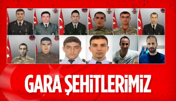 Milli Savunma Bakanlığı: Şehitlerimize Allah'tan rahmet dileriz