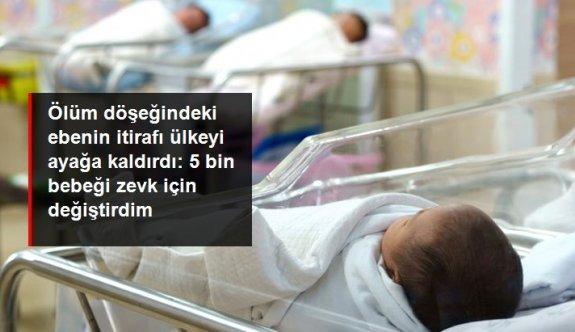 Ölüm döşeğindeki hemşirenin itirafı ülkeyi ayağa kaldırdı: 5 bin bebeğin yerini zevk için değiştirdim