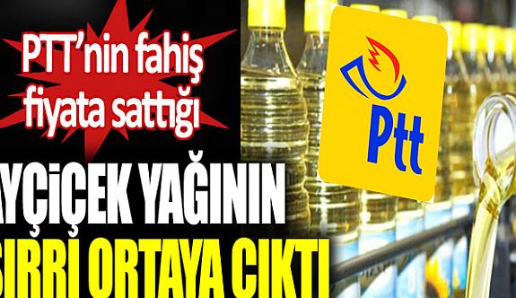 PTT'nin Sattığı Fahiş fiyatlı Birçok Ürünün Sırrı İfşa Oldu