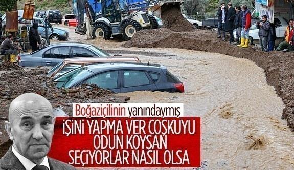 Tunç Soyer'den Boğaziçi protestolarına destek
