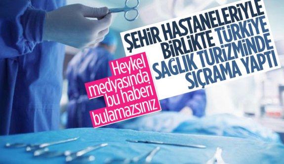 Türkiye sağlık turizminde büyük başarı elde etti