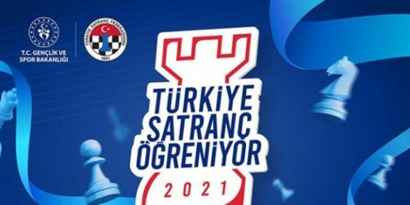 'Türkiye Satranç Öğreniyor' projesi başlıyor Başvuru için tıklayınız