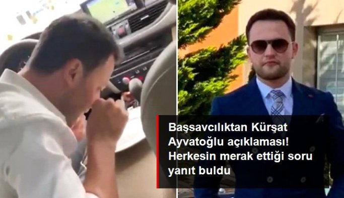 Ankara Cumhuriyet Başsavcılığı'ndan Kürşat Ayvatoğlu açıklaması: Kan, kıl ve idrar örnekleri alındı