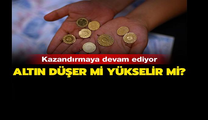 Bugün çeyrek altın kaç lira oldu? Altın yükselecek mi? Dolar ve Euro'da son durum 1 Nisan Perşembe