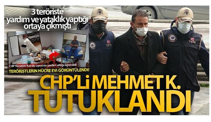 Hatay'da terör operasyonunda gözaltına alınan Mehmet K. tutuklandı
