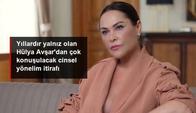 Hülya Avşar'dan cinsel yönelim itirafı: Ben sapyoseksüelim