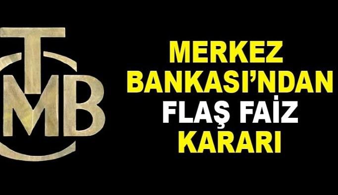 Merkez Bankası'ndan şok faiz açıklaması: 'Hemen düşmeyecek'