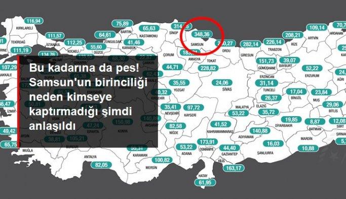 Samsun'da vaka sayısının neden rekor kırdığı anlaşıldı! Pozitif çıkan vatandaşlar kendilerini gizlemiş