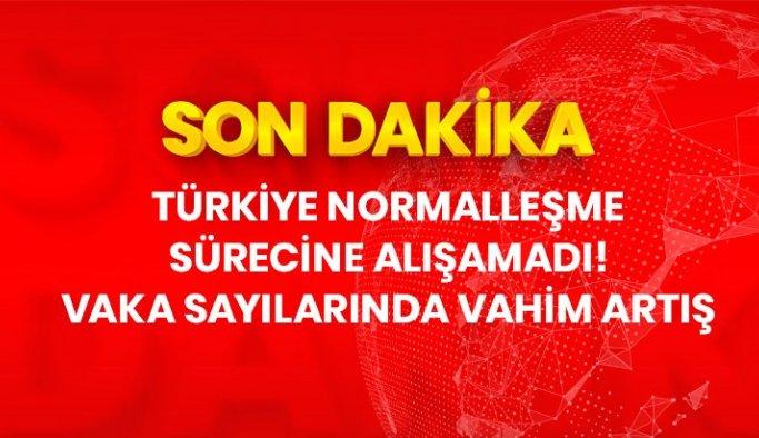 Türkiye'de 8 Mart günü koronavirüs nedeniyle 64 kişi vefat etti, 13 bin 215 yeni vaka tespit edildi