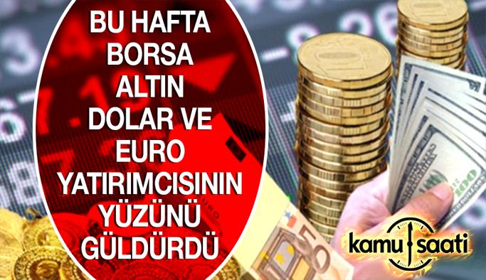 Altın Dolar ve Euro Fiyatları Güncel! Borsa Dolar Euro Altın yükselecek mi? 19 Nisan Pazartesi