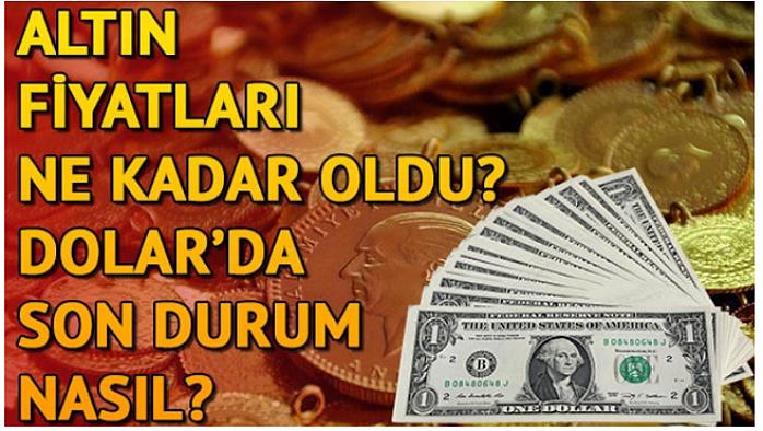 Bugün çeyrek altın kaç lira oldu? Altın yükselecek mi? Dolar ve Euro'da son durum 6 Nisan Salı