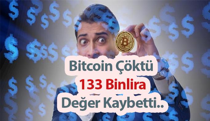 Düştükçe düşüyor! 9 günde 133 bin lira kaybettirdi