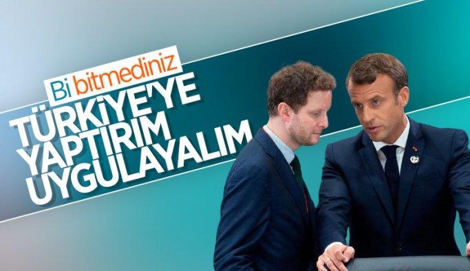 Fransa: Türkiye'ye yaptırım uygulayabiliriz