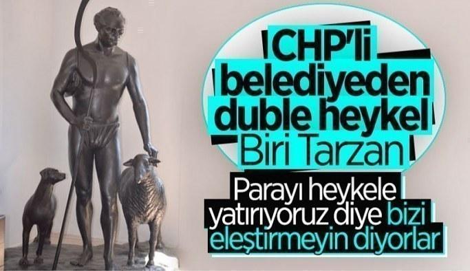Sinop'ta Sabahattin Ali ve Tarzan Kemal'in heykelleri hazırlandı