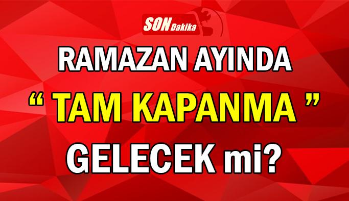 Son Dakika! Tam kapanma mı geliyor? Erdoğan: Amacımız ülkemizi Ramazan ayında dinlendirmek