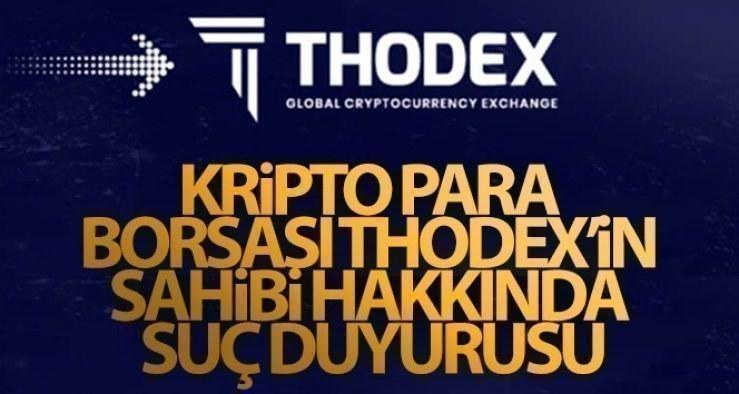 Thodex'in sahibi kaçtı mı? Şimdi ne olacak? Kripto para borsası Thodex'in sahibi hakkında suç duyurusu