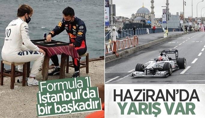 Türkiye GP'si 2021 takvimine eklendi