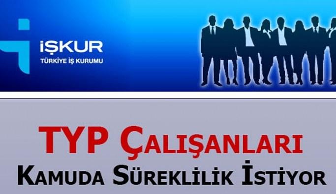Typ işkur personeli süreklilik için tekrar Ankara'ya gidecek mi?