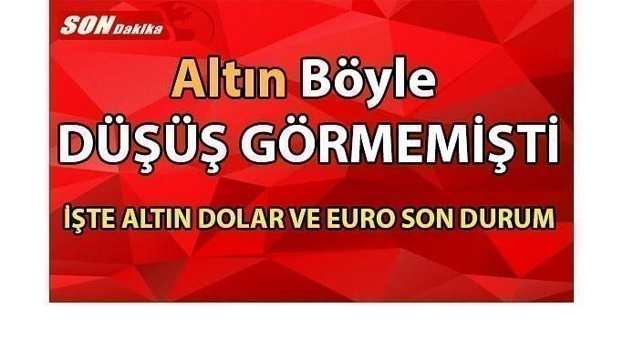 23 Mayıs Pazar 2021 Altın Dolar ve Euro Fiyatları Güncel! Borsa Dolar Euro Altın yükselecek mi?