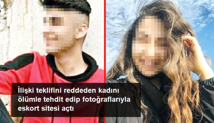 4 yıllık kabus! İlişki teklifini reddeden genç kadını ölümle tehdit edip fotoğraflarıyla eskort sitesi açtı
