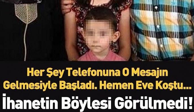 Adana'da Bir Kadın Çocuklarını Yanına Alıp Başka Adamla Kaçtı