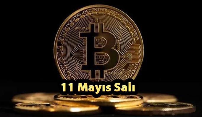 Bitcoin'de son durum ne? 1 BTC kaç dolar? Bitcoin yükseldi mi? İşte detaylar... | Kripto para 11 Mayıs 2021