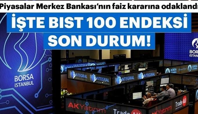 Borsa güne nasıl başladı? Borsa yükseldi mi, düştü mü? 4 Mayıs Borsa İstanbul ve BIST 100 son durum!