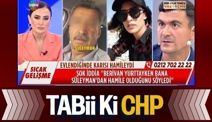 CHP'de bir tecavüz vakası daha