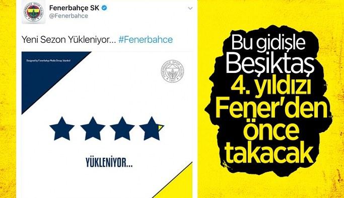 Fenerbahçe 4. yıldızı bu sezon da takamadı