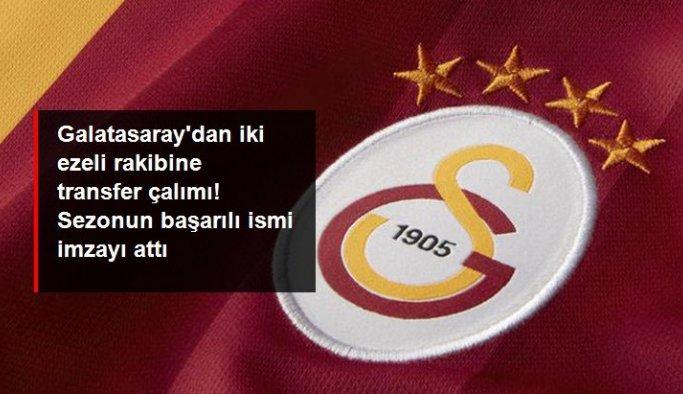 Galatasaray yeni sezonun ilk transferini Alpaslan Öztürk ile yaptı