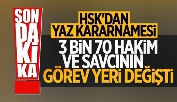 HSK'dan yaz kararnamesi