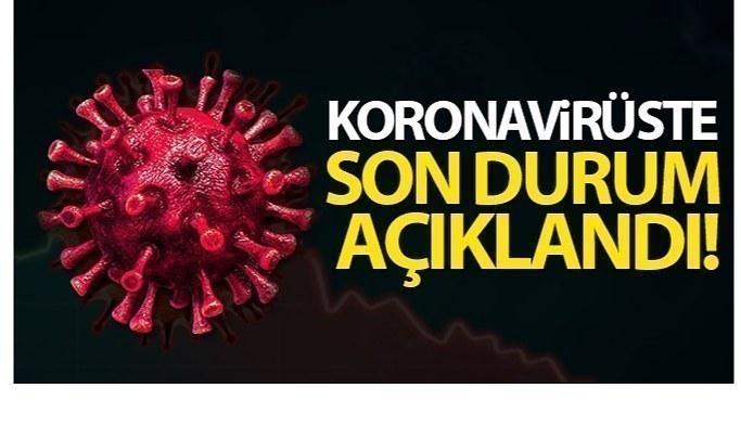 11 Haziran Cuma Korona virüs Tablosu, bugün ki sonuçlar şaşırttı!
