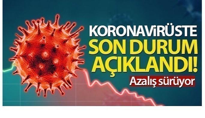19 Haziran Cumartesi Korona virüs Tablosu, bugün ki sonuçlar şaşırttı!
