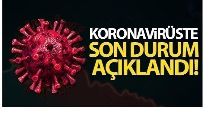 7 Haziran Pazartesi Korona virüs Tablosu, Yasaklar devam ediyor!