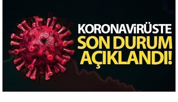 9 Haziran Çarşamba Korona virüs Tablosu, bugün ki sonuçlar şaşırttı!
