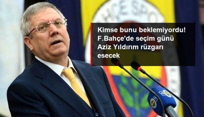 Fenerbahçe Olağan Seçimli Genel Kurulu'nda Aziz Yıldırım konuşma yapacak
