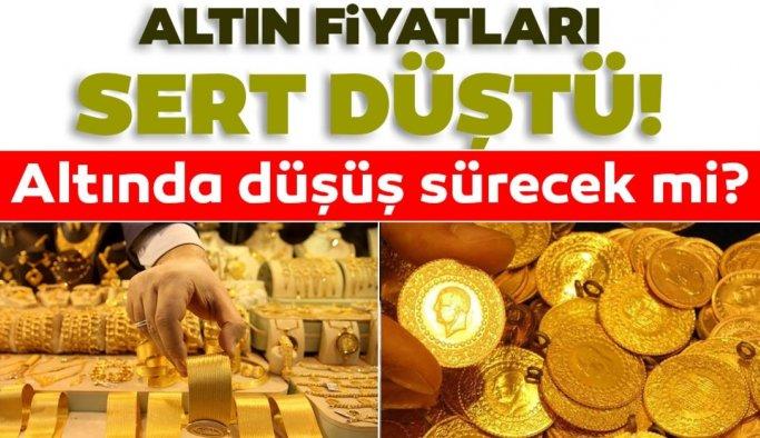 Gram altın yükselmeye devam ediyor Bugün çeyrek altın kaç lira oldu 13 Haziran Pazar 2021